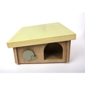 DIY Hedgehog House