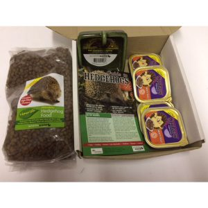 Hedgehog Feeding Pack