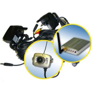 Wireless Wildlife Camera Kit