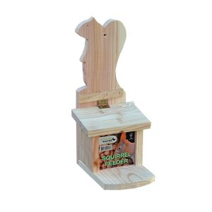 Outline Squirrel Feeder