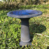 Blue Coniston Bird Bath
