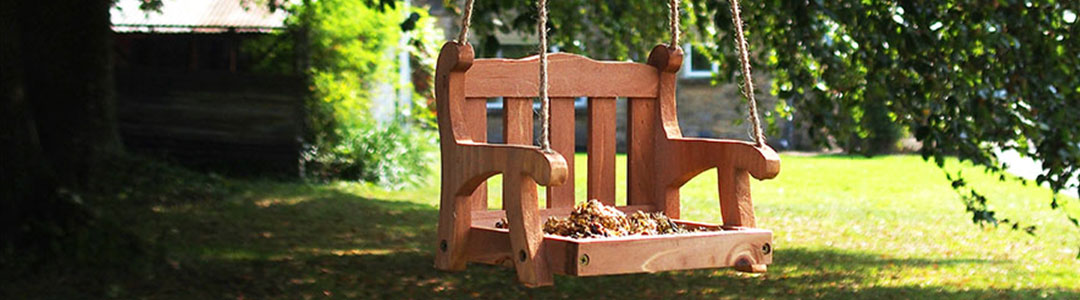 Swing Bird Feeder