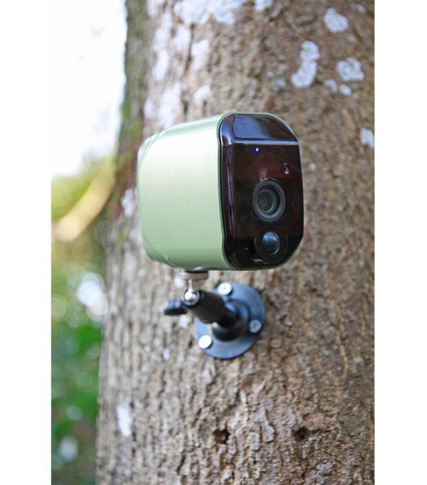 Wireless Wildlife Camera using Wifi with motion sensor