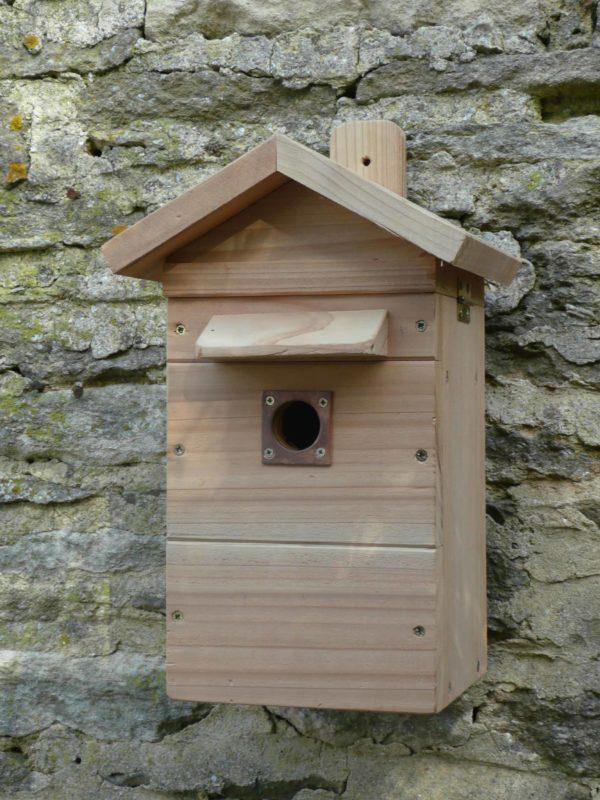 Premium Camera Nest Box