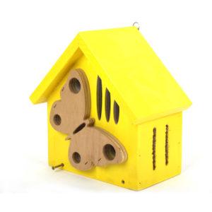 Yellow Butterfly House / Habitat