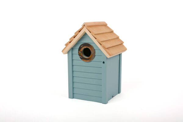 New England Nest Box Blue
