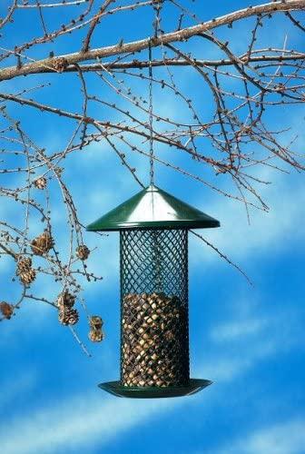 Wildlife World Diamond Bird Seed Feeder