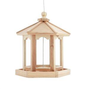 Kiosk Bird Table